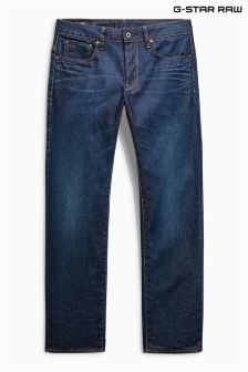 G-Star Revend Mid Wash Straight Fit Jean