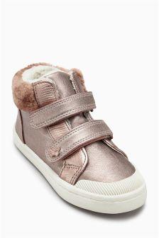 Metallic Boots (Younger Girls)