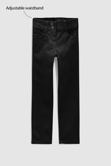 Black Skinny Trousers (3-16yrs)