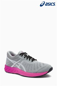 Pink/Grey Asics Pink/Grey Fuze X Lyte
