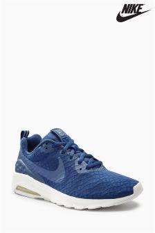 Nike Blue Air Max Motion
