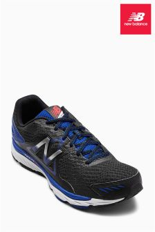 New Balance Run Black/Blue M670V5