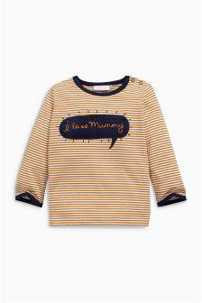 Ginger Mummy T-Shirt (0mths-2yrs)