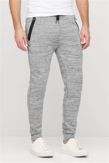 Fabric Interest Joggers