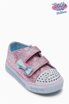 Pink Skechers® Pink Twinkle Toes