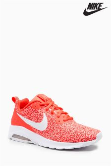 Nike Crimson Air Max Motion