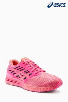 Pink Asics Pink Fuze X