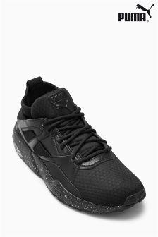 Puma® Black Blaze Of Glory Sock Trainer