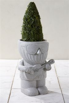 Norman The Gnome Planter