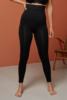 Black Firm Control WOW Leggings