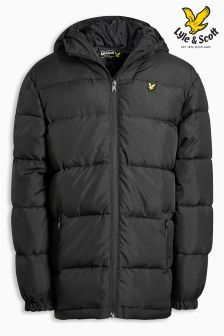 Lyle & Scott Down Blend Padded Jacket