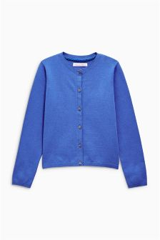 Cobalt Cardigan (3-16yrs)