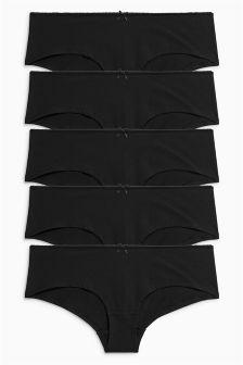 Cotton Shorts Five Pack