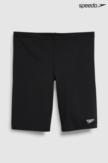 Black Speedo® Jammer Swim Short