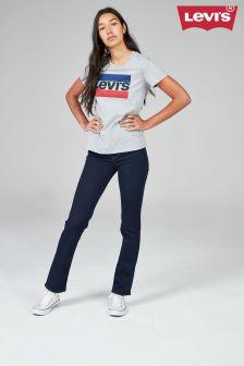 Levi's® 714 Rinse Straight Leg Jean