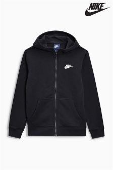 Nike Zip Fleece Hoody
