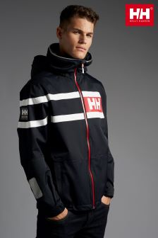 Navy Helly Hansen Navy Salt Power Jacket