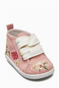 Pram High Tops (Younger Girls)