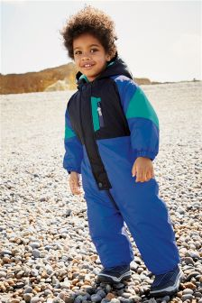 Cobalt Technical Snowsuit (3mths-6yrs)