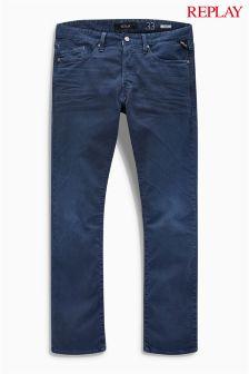 Replay® Waitom Straight Fit Jean