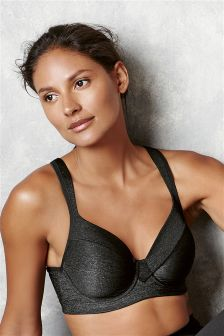 Light Pad High Impact Sports Bra