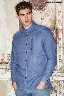 G-Star Navy Powel Shirt