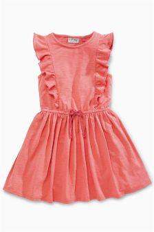 Pink Jersey Dress (3-16yrs)