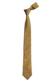 Gold Design Tie