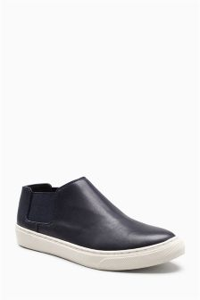 Sporty Chelsea Boots
