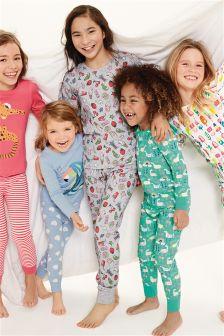 Printed Pyjamas (2-12yrs)