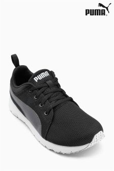 Puma® Black Carson Mesh Trainer