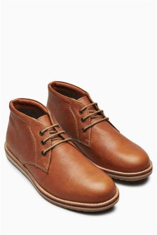 Razor Sole Chukka Boot