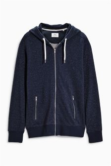 Neppy Zip Through Hoody