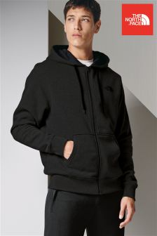 Black The North Face® Open Gate Full Zip Hoody