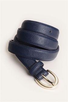 Navy Formal Belt