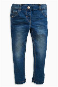 Dark Wash Skinny Jeans (3-6yrs)