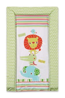 Brights Bear Changing Mat