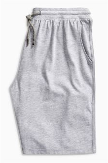 Grey Lightweight Shorts