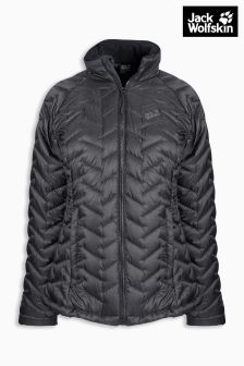 Jack Wolfskin Black Icy Creek Insulated Jacket