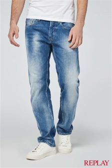 Replay® Newbill Loose Fit Jean