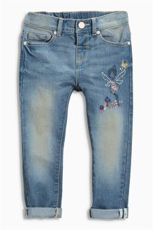 Fairy Embellished Jeans (3mths-6yrs)