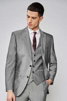 Light Grey Suit: Jacket