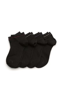 Four Pack Modal Trainer Socks