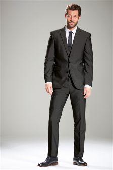 Grauer Anzug: Jacke