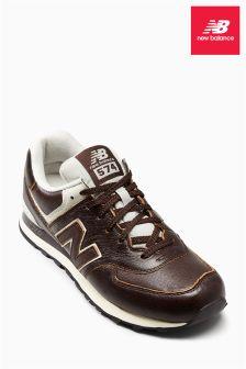 New Balance Brown ML574