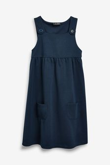 Jersey Pinafore (3-14yrs)