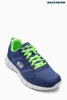 Navy/Lime Skechers® Equalizer 2.0