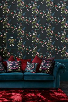 Twilight Garden Wallpaper
