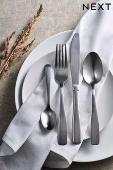 16 Piece Bianco Cutlery Set
