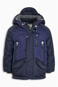 Padded Parka (3mths-6yrs)